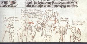 British Library, Stowe 49 (14th century)