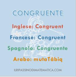 180511Glossario -Congruente