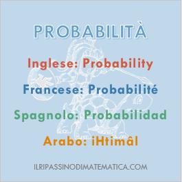 180522Glossario- Probabilità