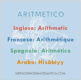 180526Glossario- Aritmetico
