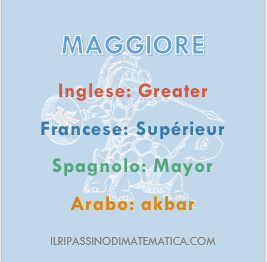 180712Glossario - Maggiore