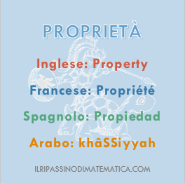 180715Glossario - Proprietà