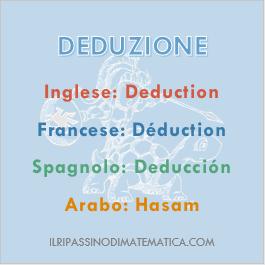 180725Glossario - Deduzione