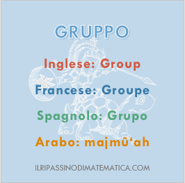 180812Glossario - Gruppo