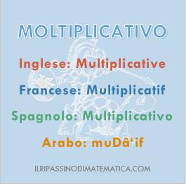 180813Glossario - Moltiplicativo