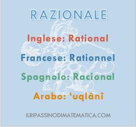 180815Glossario - Razionale