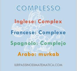 180817Glossario - Complesso