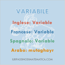 180824Glossario - Variabile