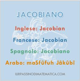 180904Glossario - Jacobiano