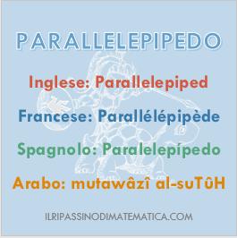 181004Glossario - Parallelepipedo