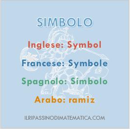 181020Glossario - Simbolo